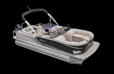 2018 Tahoe Pontoon LTZ Windshield - 24' in Osage Beach, Missouri