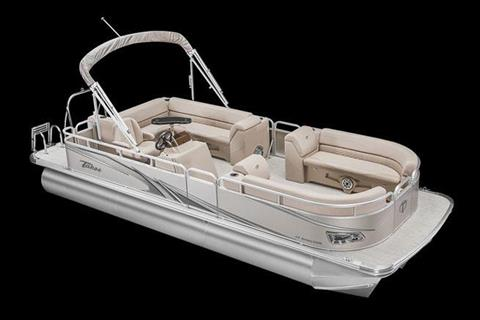 2018 Tahoe Pontoon LT Cruise Rear Bench - 22' in Osage Beach, Missouri