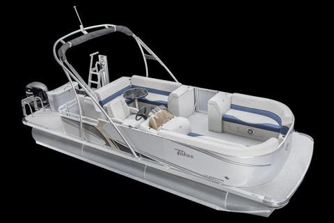 2018 Tahoe Pontoon LT Cruise Rear Bench - 24' in Osage Beach, Missouri