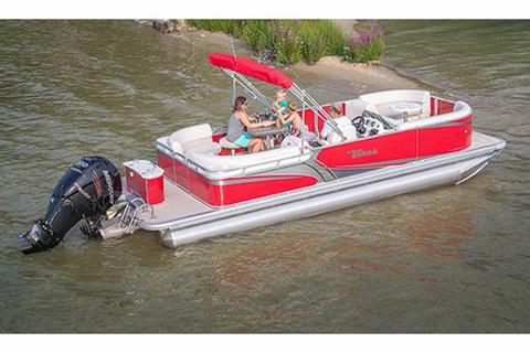 2018 Tahoe Pontoon LT Entertainer - 24' in Osage Beach, Missouri