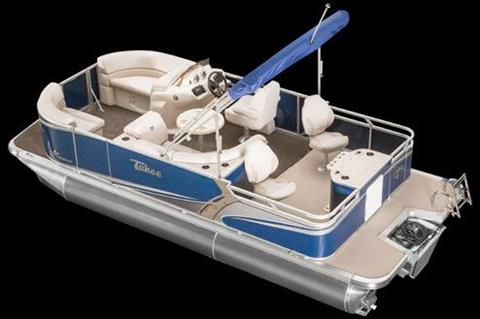 2018 Tahoe Pontoon LT Rear Fish - 24' in Osage Beach, Missouri