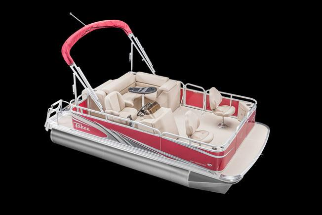 2018 Tahoe Pontoon Sport Bow Fish - 14' in Osage Beach, Missouri