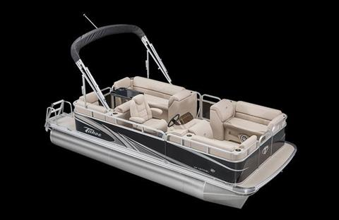 2018 Tahoe Pontoon Sport Quad Lounge - 18' in Osage Beach, Missouri
