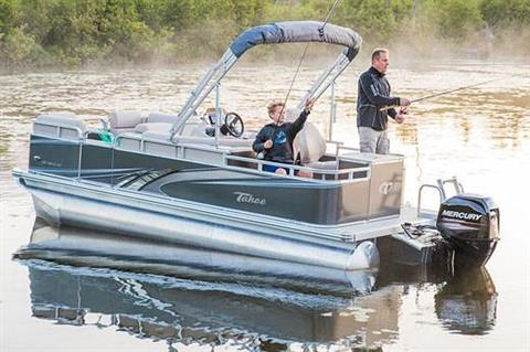2018 Tahoe Pontoon Sport Rear Fish - 18' in Osage Beach, Missouri
