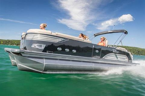 2018 Tahoe Pontoon Vision Quad Lounge - 25' in Osage Beach, Missouri