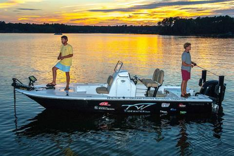 2018 Tidewater 2110 Bay Max in Newberry, South Carolina