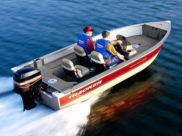 Similar boat shown: Tracker Super Guide V-16. - Photo 1