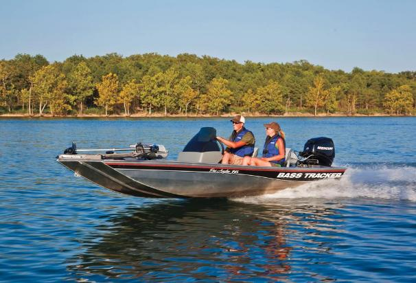 2011 Tracker Pro Angler 16 in Greenwood, Mississippi - Photo 2