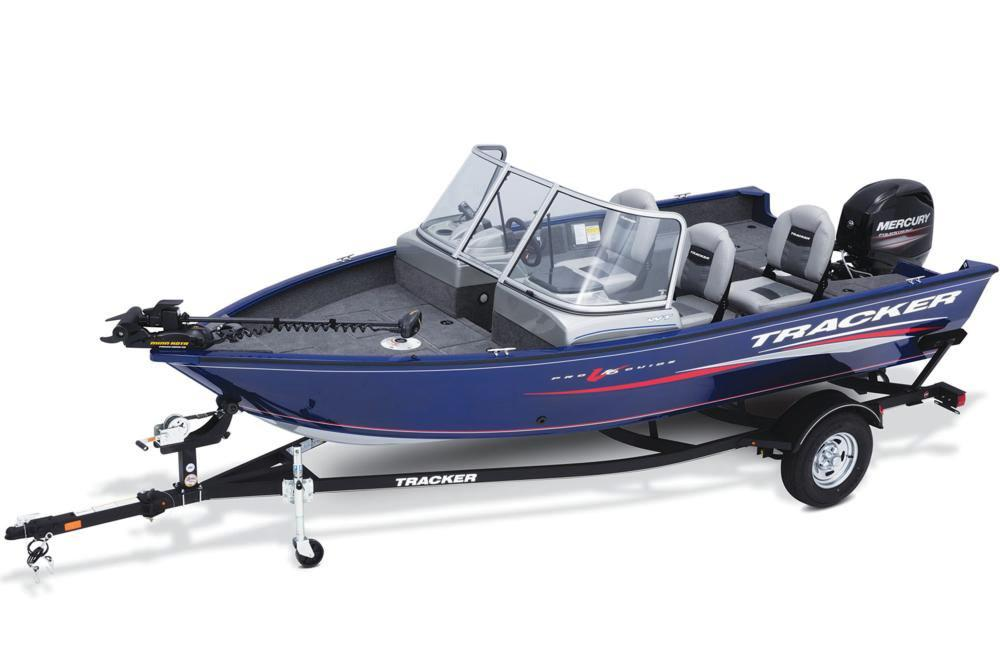 2017 Tracker Pro Guide V-16 WT in Holiday, Florida