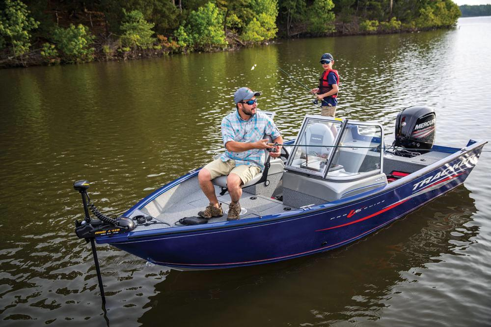2017 Tracker Pro Guide V-16 WT in Harriman, Tennessee