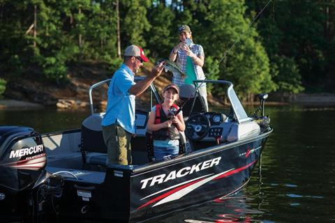2017 Tracker Pro Guide V-175 WT in Gaylord, Michigan