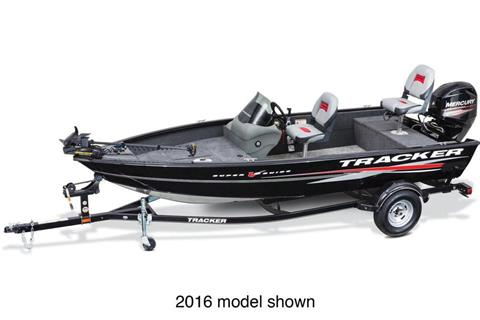 2017 Tracker Super Guide V-16 SC in Gaylord, Michigan