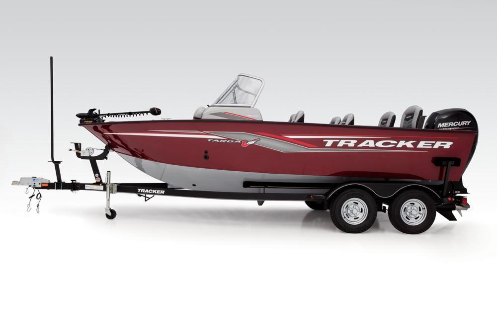 2017 Tracker Targa V 18 Combo In Holiday Florida