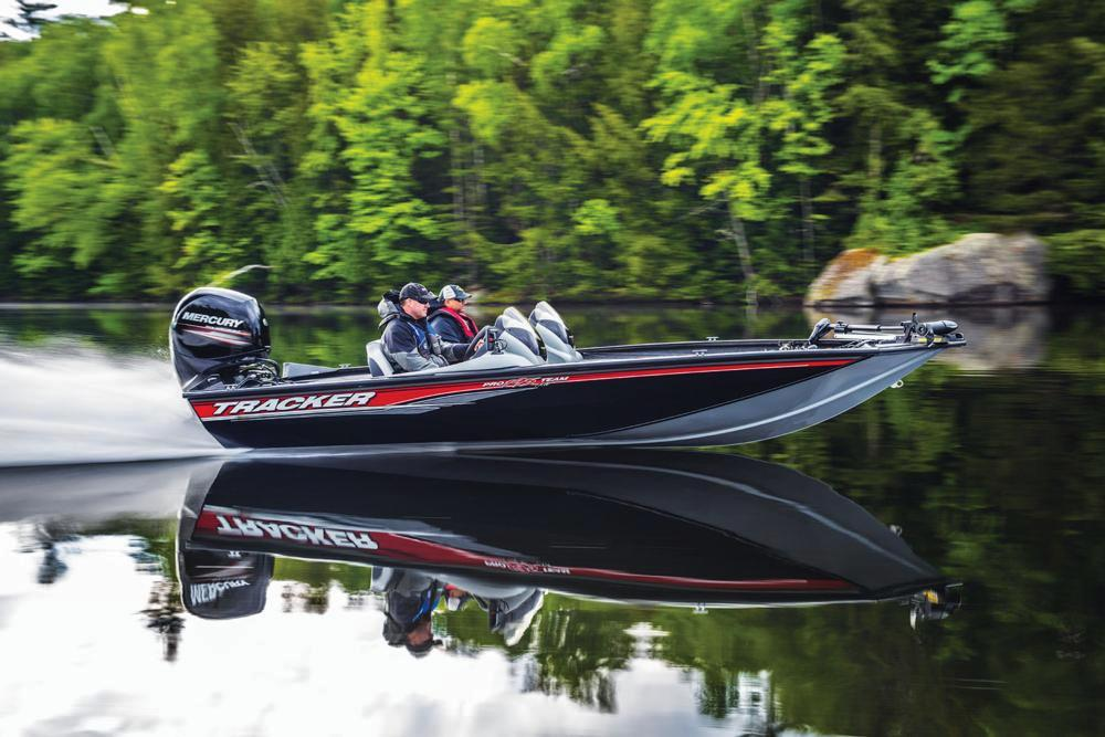 2017 Tracker Pro Team 195 TXW in Gaylord, Michigan