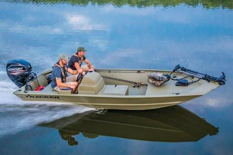 2017 Tracker Grizzly 1648 MVX SC in Holiday, Florida