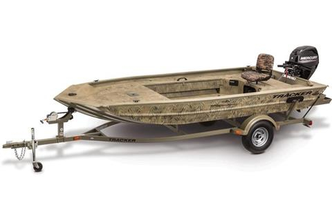 2017 Tracker Grizzly 1654 MVX Sportsman in Holiday, Florida