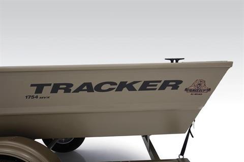 2017 Tracker Grizzly 1754 MVX Jon in Gaylord, Michigan