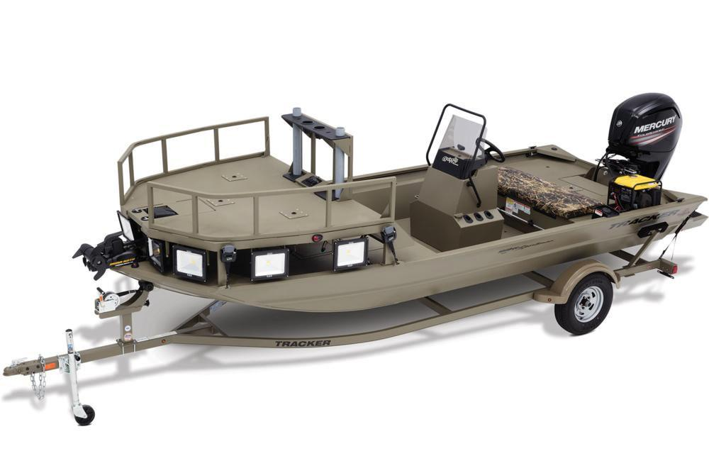 2017 Tracker Grizzly 1860 MVX CC Sportsman in Holiday, Florida