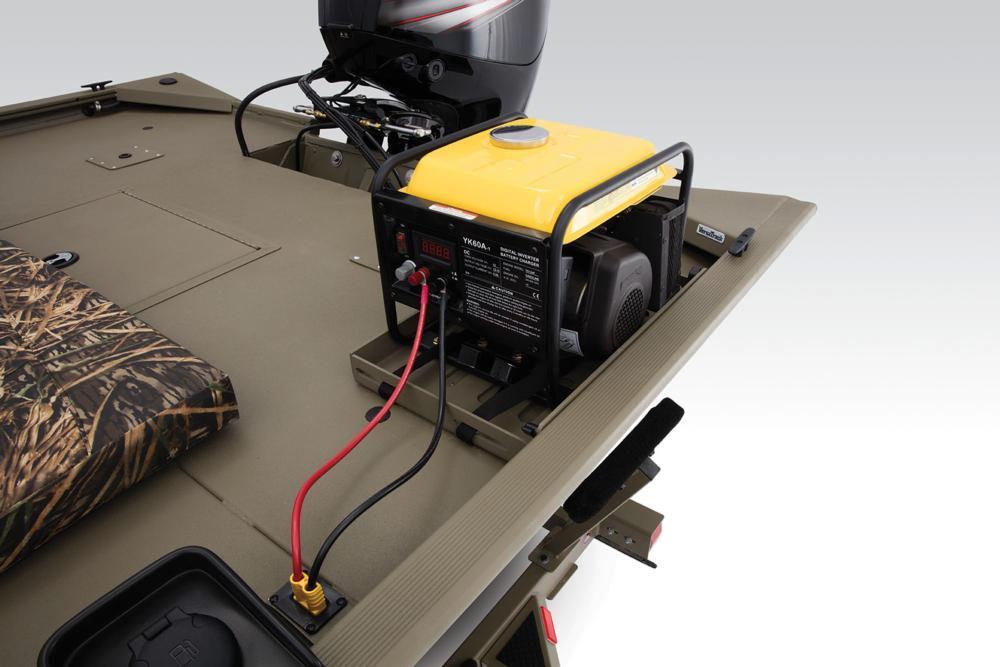 New 2017 Tracker Grizzly 2072 MVX CC Sportsman Power Boats