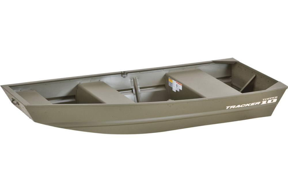 10 foot aluminum flat bottom boat