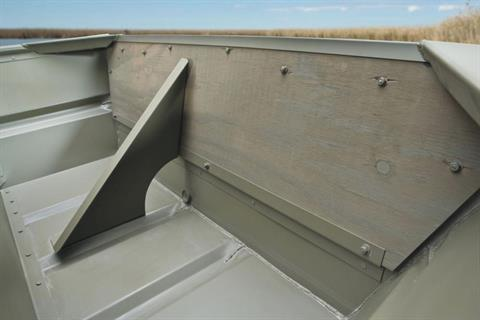 2017 Tracker Topper 1236 Riveted Jon in Gaylord, Michigan