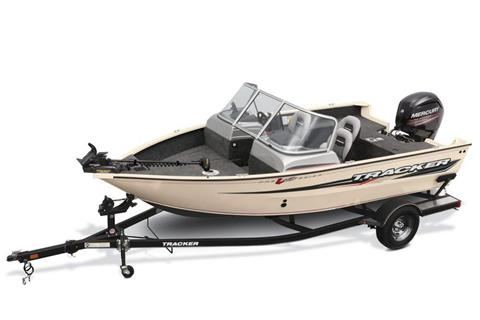 2018 Tracker Pro Guide V-165 WT in Appleton, Wisconsin