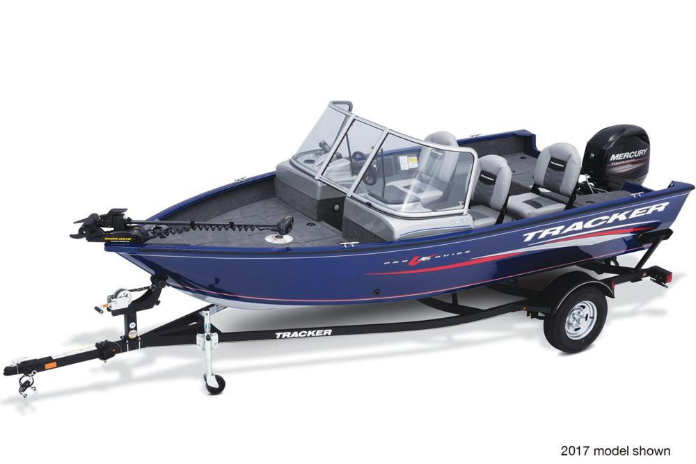 2018 Tracker Pro Guide V-16 WT in Waco, Texas
