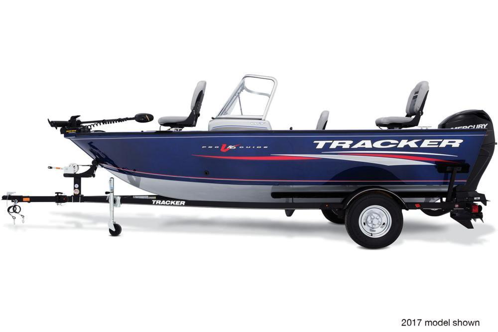 2018 Tracker Pro Guide V-16 WT in Holiday, Florida