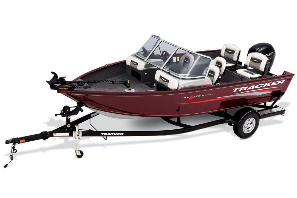 2018 Tracker Pro Guide V-175 Combo in Gaylord, Michigan