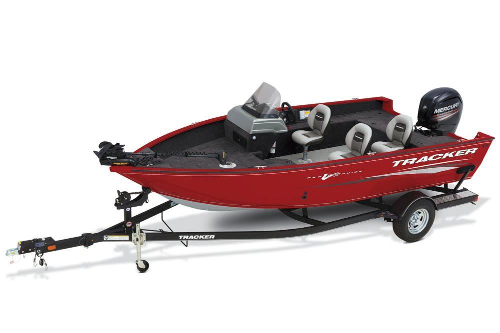 2018 Tracker Pro Guide V-175 SC in Harriman, Tennessee