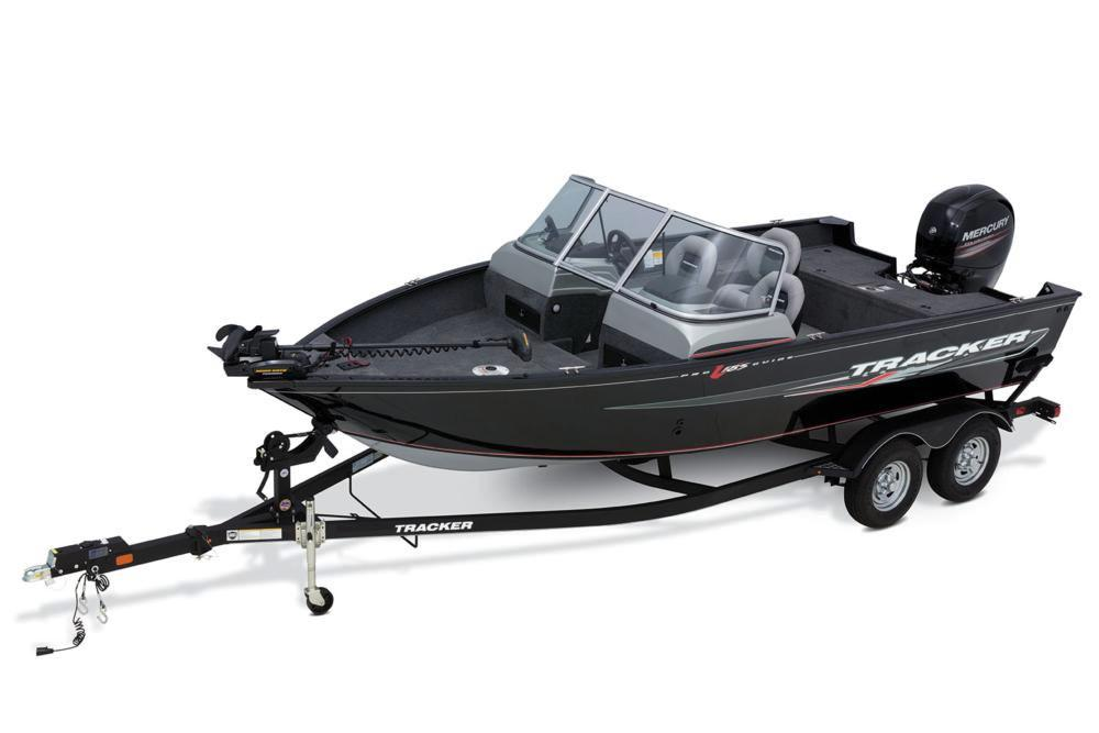 2018 Tracker Pro Guide V-185 WT LE in Waco, Texas