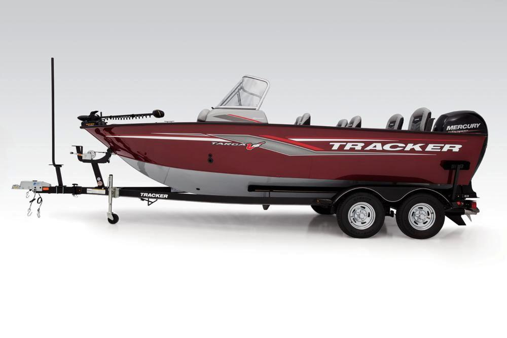 2018 Tracker Targa V-18 Combo in Holiday, Florida