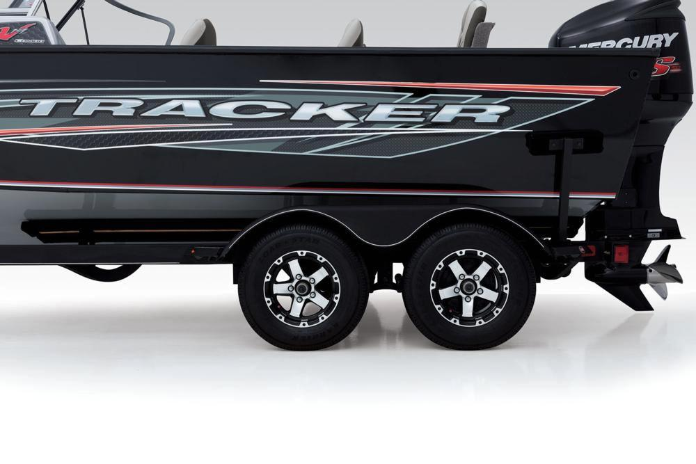 2018 Tracker Targa V-19 Combo 40th Anniversary Edition in Holiday, Florida