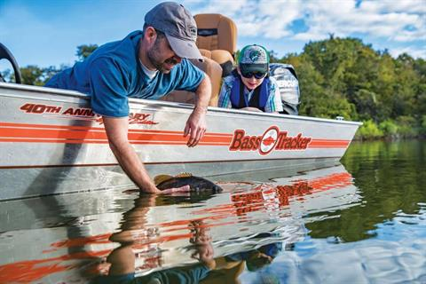 2018 Tracker Bass Tracker 40th Anniversary Heritage Edition in Harriman, Tennessee