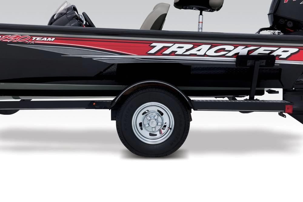 2018 Tracker Pro Team 190 TX in Holiday, Florida