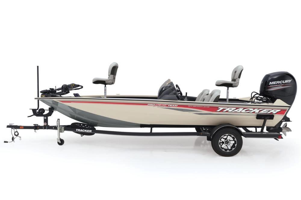 2018 Tracker Pro Team 195 TXW 40th Anniversary Edition in Holiday, Florida