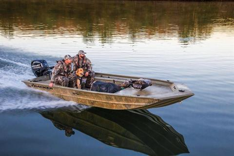 2018 Tracker Grizzly 1654 T Sportsman in Holiday, Florida