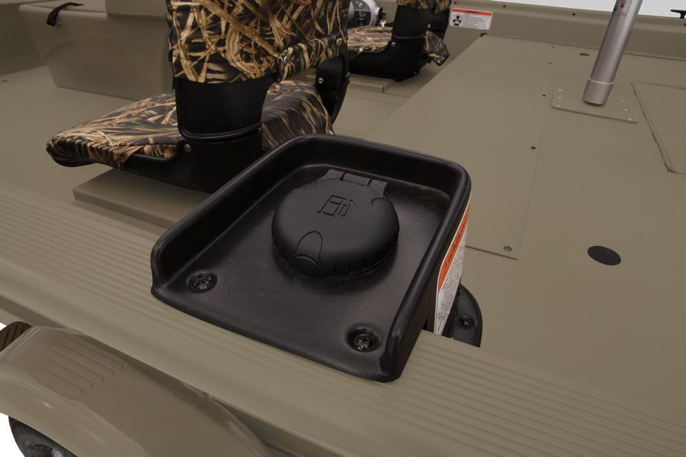 2018 Tracker Grizzly 1754 SC in Eastland, Texas - Photo 25