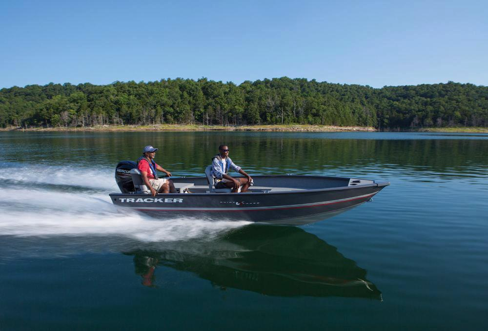 2019 Tracker Guide V-16 Laker DLX T in Appleton, Wisconsin - Photo 7