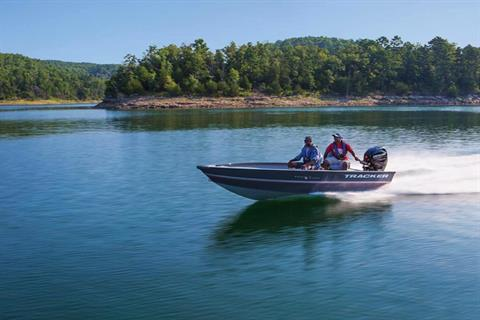 2019 Tracker Guide V-16 Laker DLX T in Appleton, Wisconsin - Photo 9