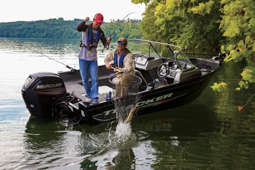 2019 Tracker Pro Guide V-165 WT in Waco, Texas - Photo 6