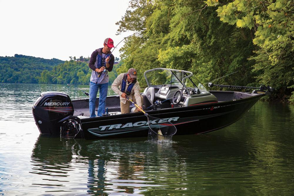 2019 Tracker Pro Guide V-165 WT in Appleton, Wisconsin - Photo 12