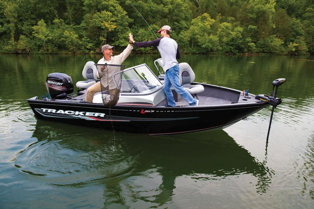 2019 Tracker Pro Guide V-165 WT in Waco, Texas - Photo 8