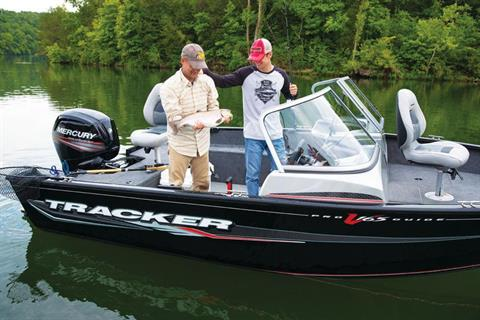 2019 Tracker Pro Guide V-165 WT in Waco, Texas - Photo 43