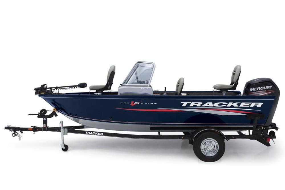 2019 Tracker Pro Guide V-16 WT in Rapid City, South Dakota