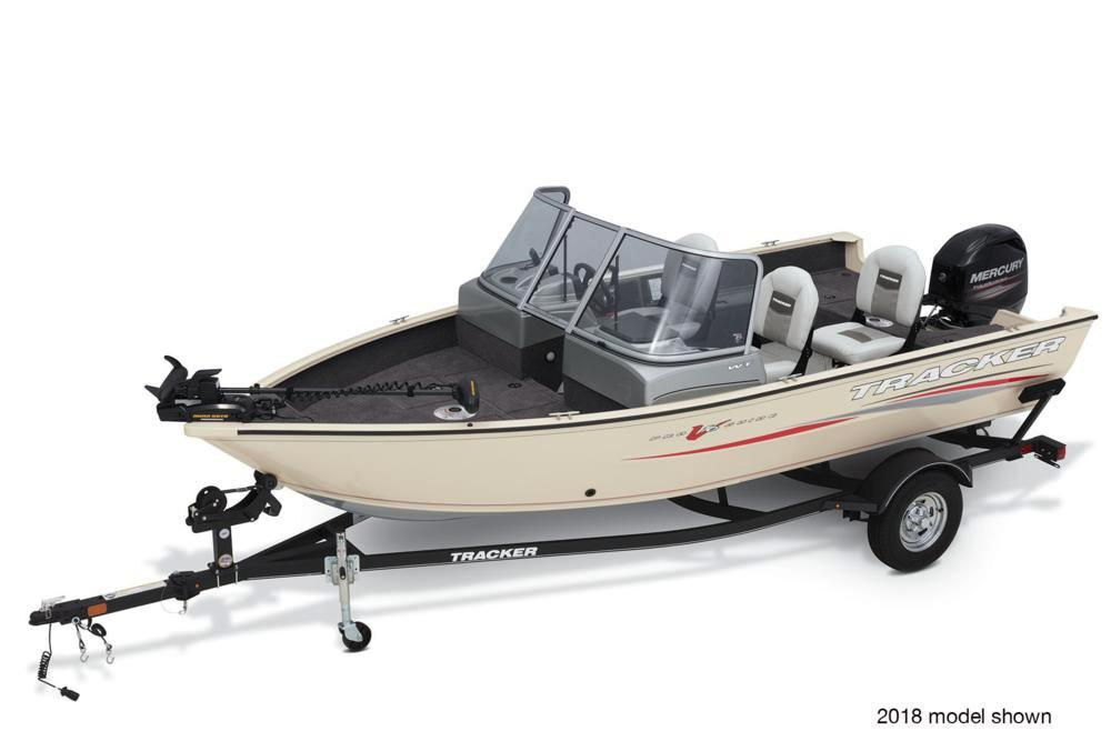 2019 Tracker Pro Guide V-16 WT in Waco, Texas