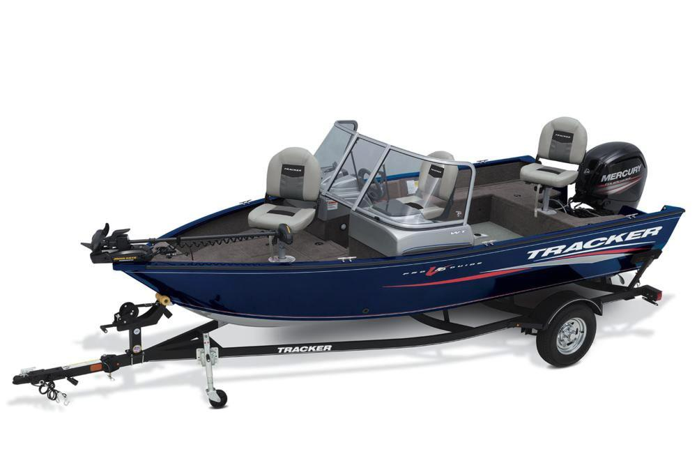 2019 Tracker Pro Guide V-16 WT in Gaylord, Michigan - Photo 1