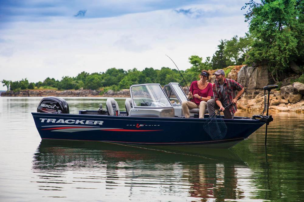 2019 Tracker Pro Guide V-16 WT in Gaylord, Michigan - Photo 10