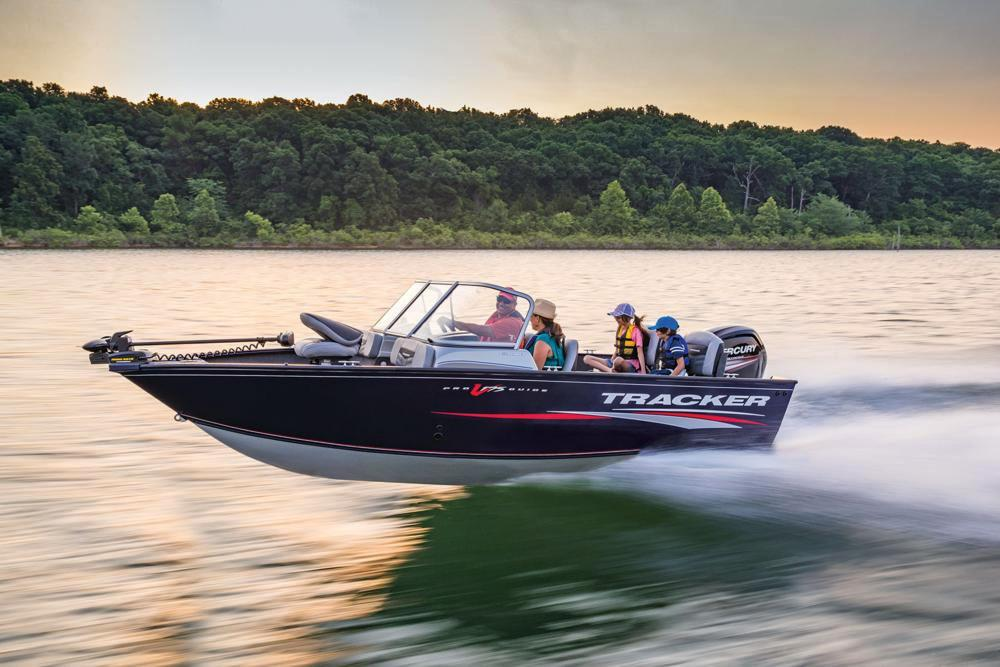 2019 Tracker Pro Guide V-175 Combo in Rapid City, South Dakota