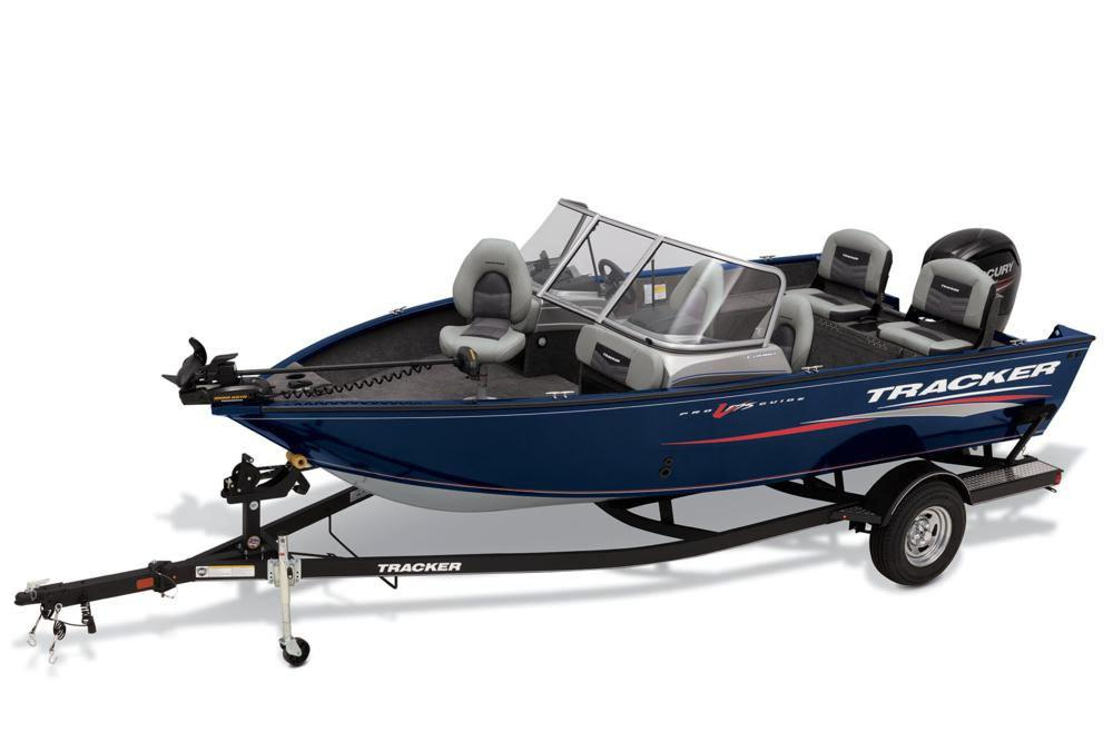 2019 Tracker Pro Guide V-175 Combo in Waco, Texas - Photo 1